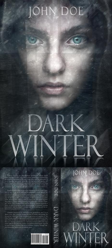 $145 - Dark Winter (eBook & Print covers)