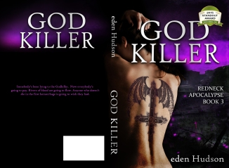 God Killer Print Cover