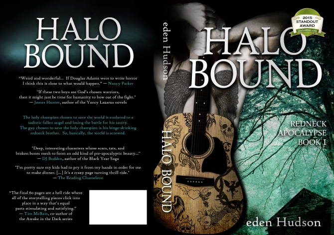Halo Bound Print Cover