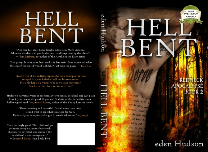 Hell Bent Print Cover