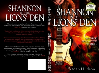Shannon in the Lions' Den Print Cover
