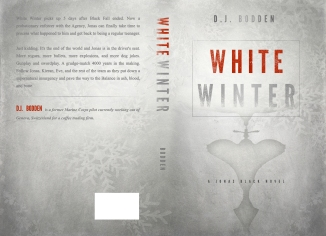 White Winter Print Cover