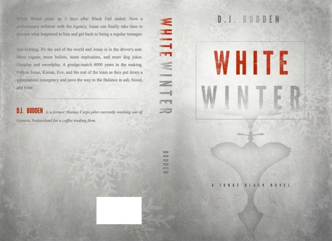 White Winter Print Cover