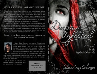 Dawn of the Infected Print Cover
